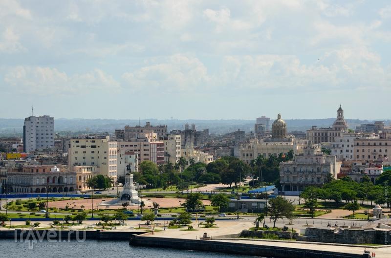 Зачем Гаване столько крепостей и бастионов? / Фото с Кубы