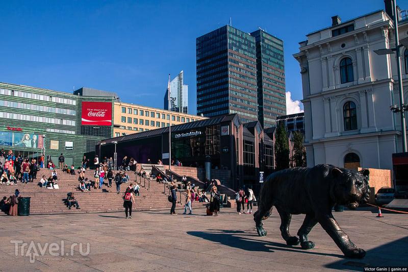 Осло. Последние дни путешествия по Норвегии / Фото из Норвегии