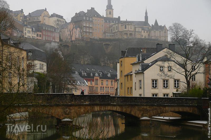 Люксембург-сити и Вианден / Фото из Люксембурга