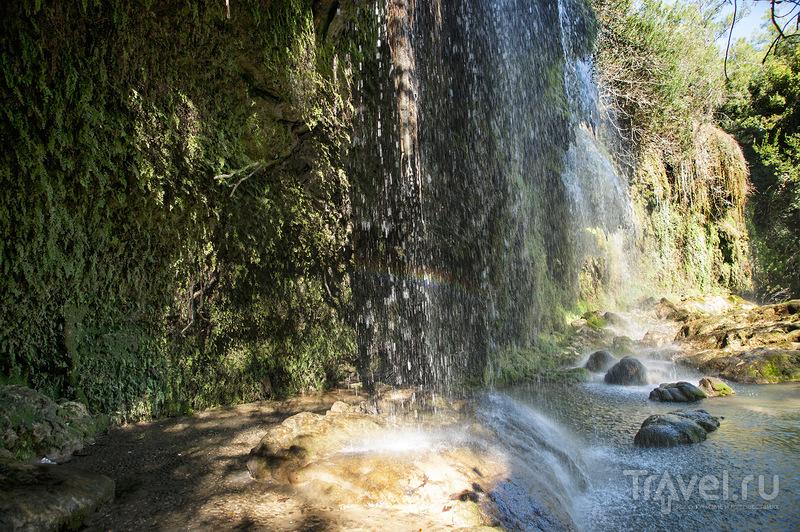 Водопад и парк Kurşunlu Şelalesi и немного водопад Düden / Турция