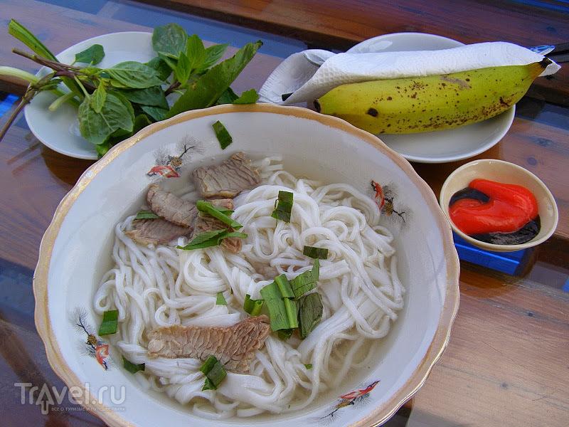 Вьетнамская еда / Вьетнам