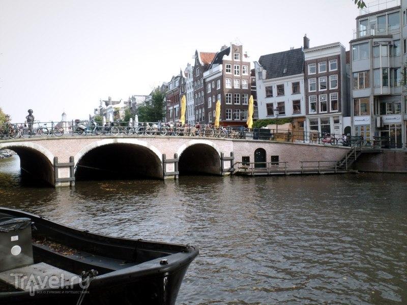 Бесплатные экскурсии по Амстердаму - какие они? / Нидерланды