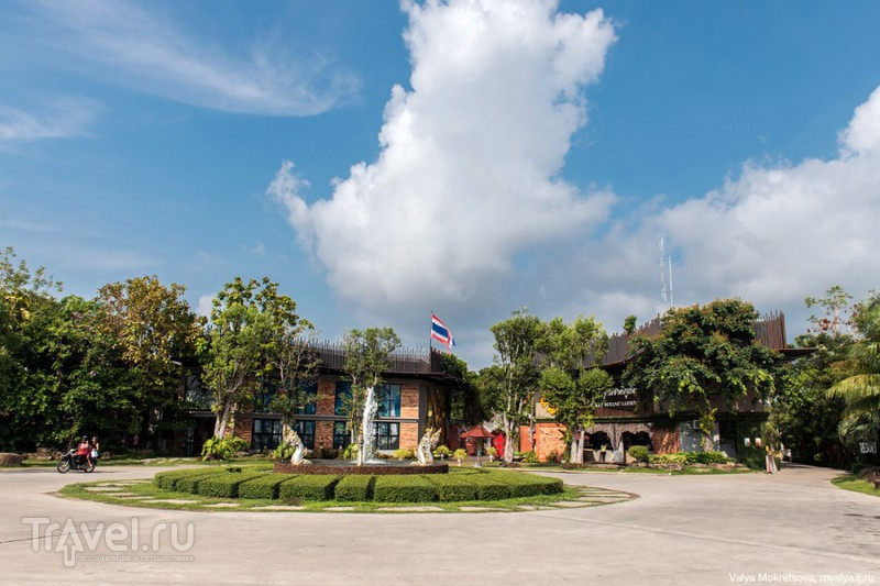 Ботанический сад и статуя Большого Будды, Пхукет / Таиланд