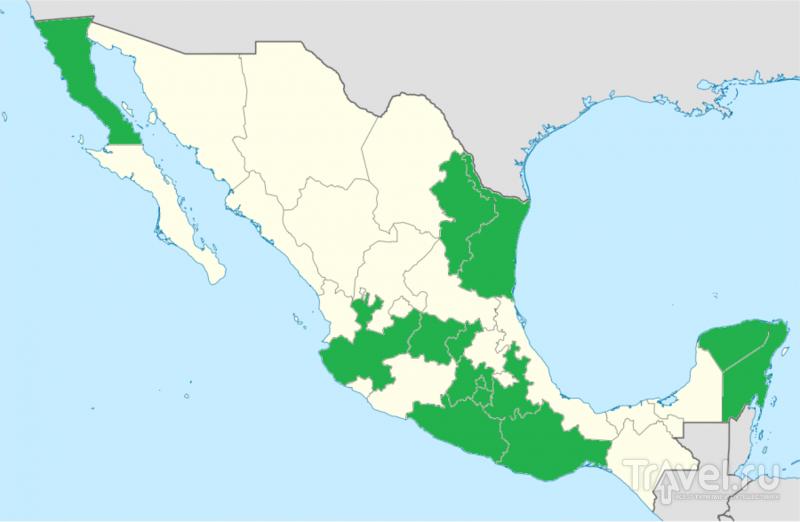 Мексика: цена вопроса / Мексика