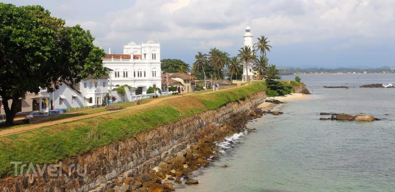 Шри-Ланка. Форт Галле / Шри-Ланка