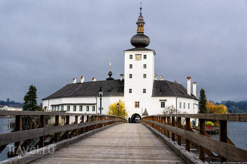 Осенний Зальцкаммергут / Фото из Австрии