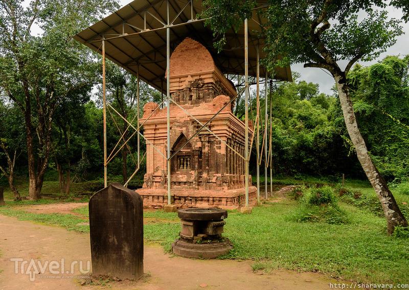 Вьетнам. Храмовый комплекс Мишон / Фото из Вьетнама