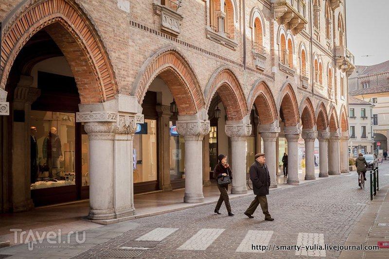 Тревизо - это не только аэропорт! / Фото из Италии