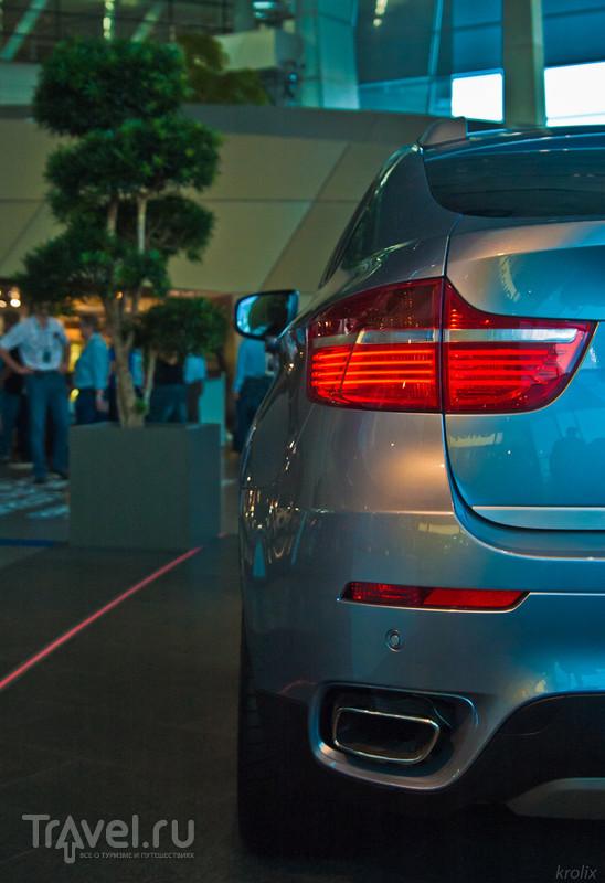 Флагманский шоурум BMW World в Мюнхене / Германия