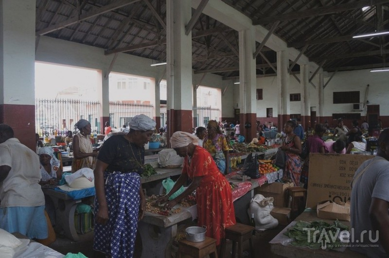 Островное африканское государство Сан-Томе и Принсипи / Фото из Сан-Томе и Принсипи