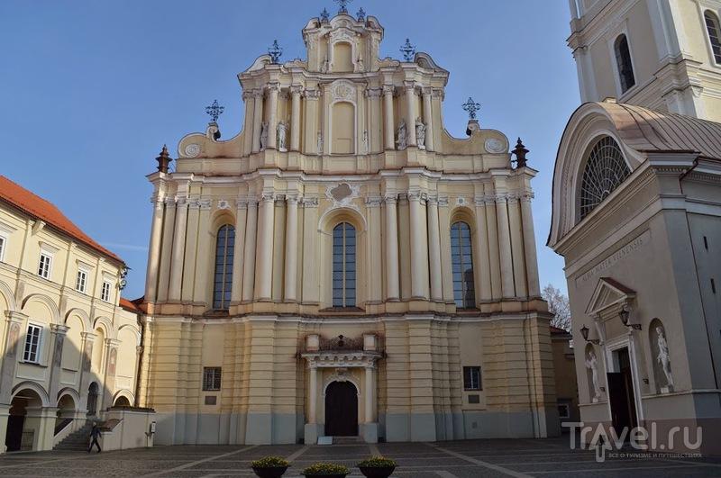 Вильнюс. Республика Ужупис и Вильнюсский университет / Литва