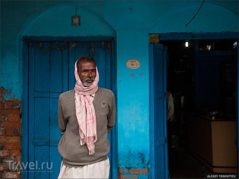 Прогулки по Дибургаху... / Индия