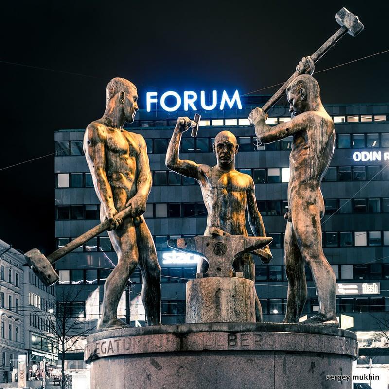 Чудесное путешествие в Лапландию с сердитыми птицами / Фото из Финляндии