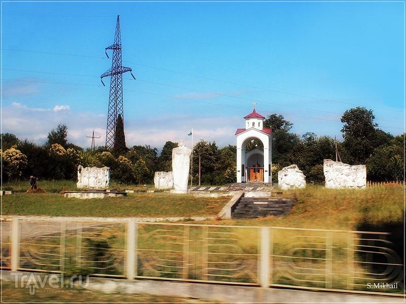 Лыхненский храм Успения Пресвятой Богородицы / Абхазия