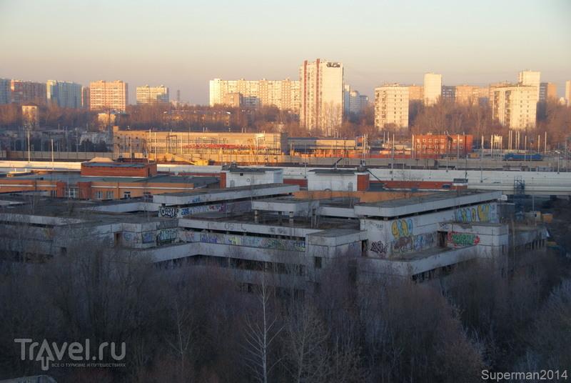 Заброшенная больница в Ховрино / Россия