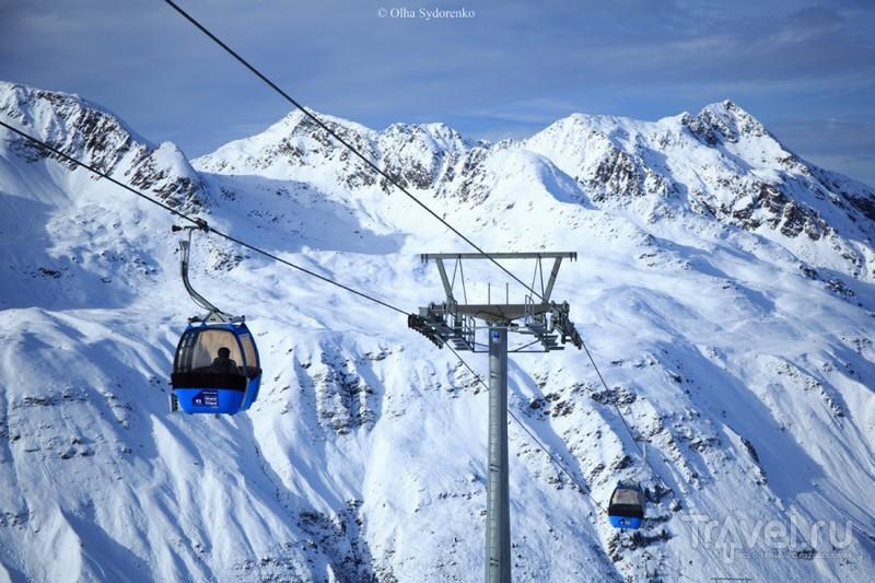 Obergurgl, Austria / Фото из Австрии