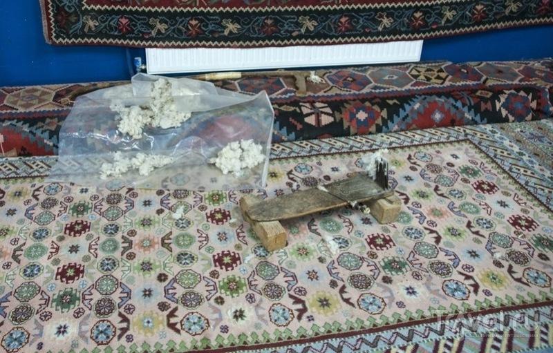 Фабрика ковров в Денизли / Турция