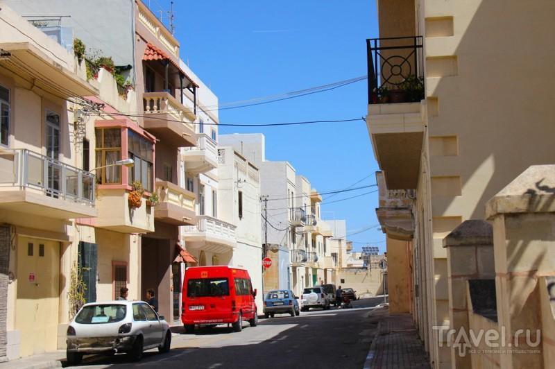 Пару слов о Мальте / Мальта