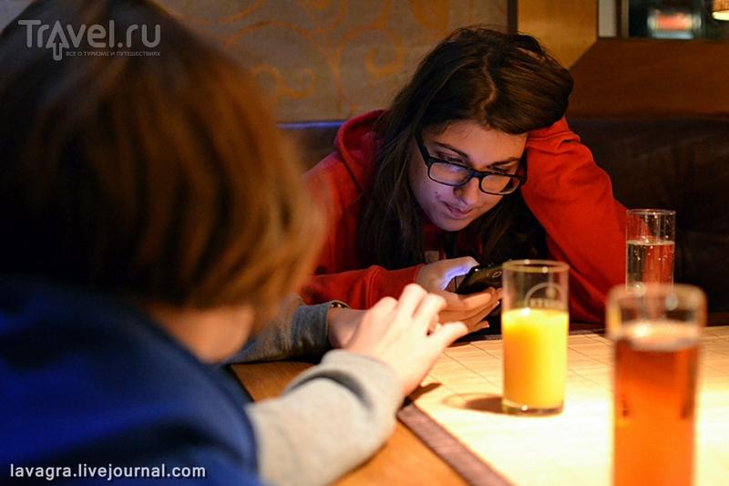 Фрамура и Джулианова - от скромного уединения до пафосной суеты итальянских курортов / Италия