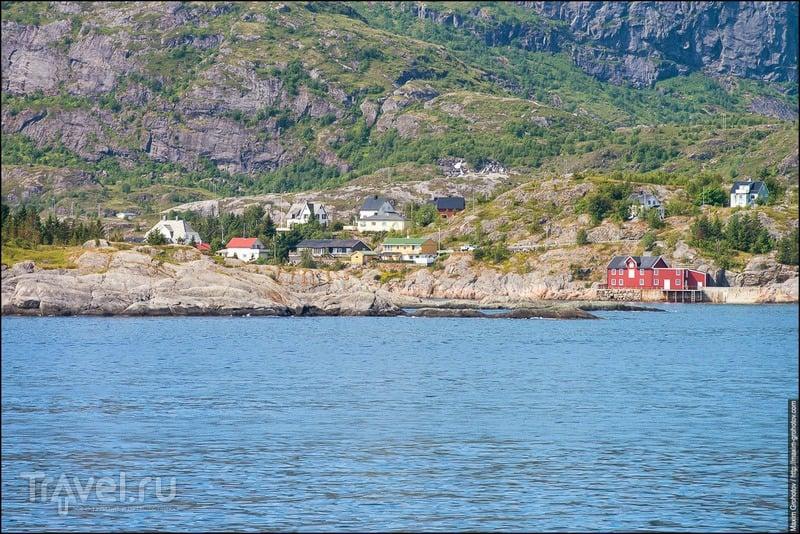 Лофотенский транзит / Фото из Норвегии