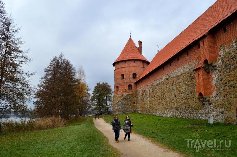 Осенний Тракай / Литва