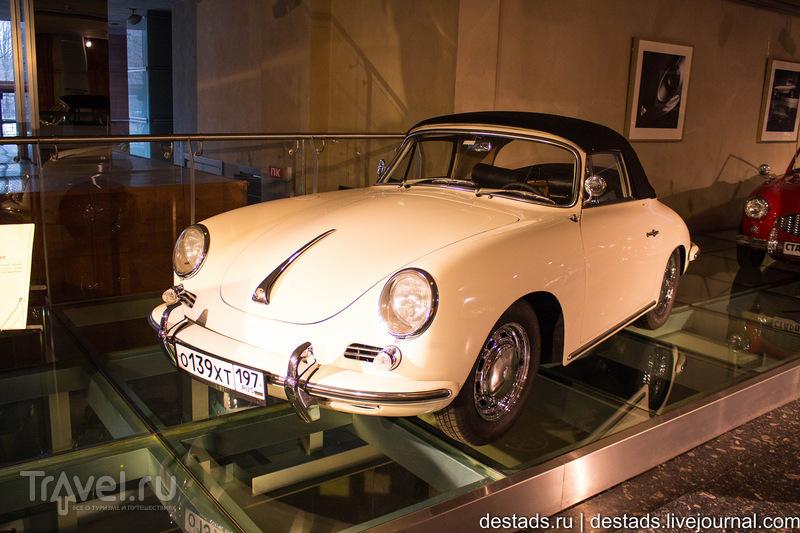 Музей ретро автомобилей Автовилль / Россия