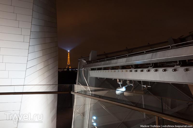 В Париже появилась новая достопримечательность / Франция
