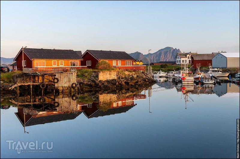 Around the Norge. Анденес / Норвегия