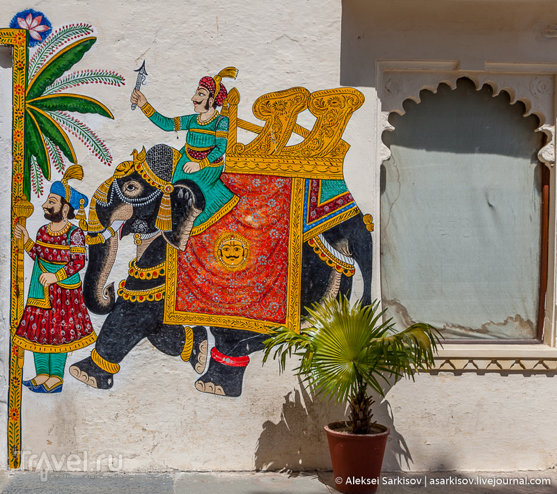 Индия. Раджастан. Удайпур / Фото из Индии