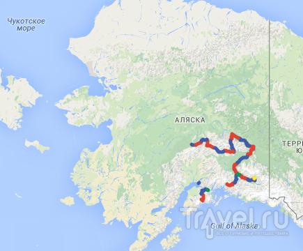 Велопоход по Аляске. Последнее слово... / США
