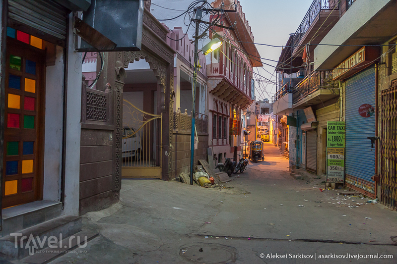 Индия. Раджастан. Джодхпур / Фото из Индии