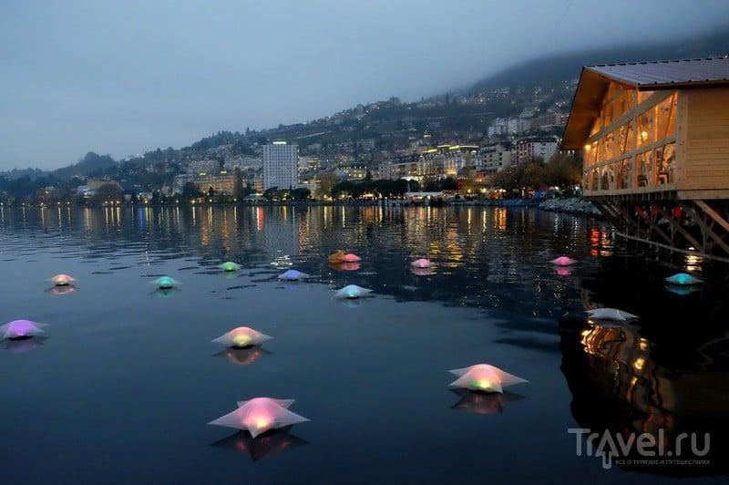 Великий Фредди и студия Queen в Монтрё / Фото из Швейцарии