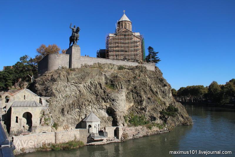 Тбилиси - исторический центр города / Грузия