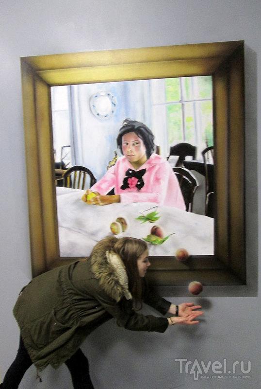Новый музей в Питере (для тех, кто внутри ещё остаётся ребёнком!) / Россия