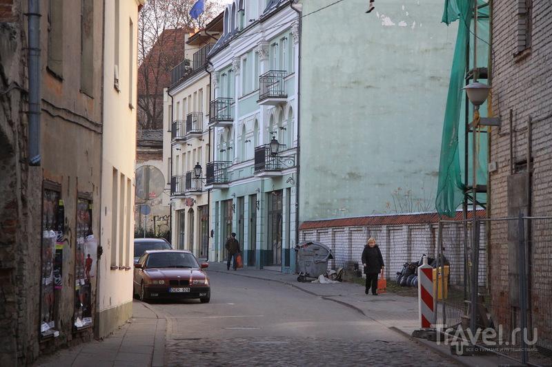 Вильнюс: Замковая гора, советские статуи и кошачий квартал / Литва