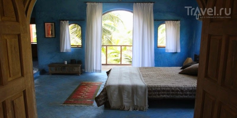 Йога-каникулы в Гоа, Индия. Ретрит Ashiyana / Индия