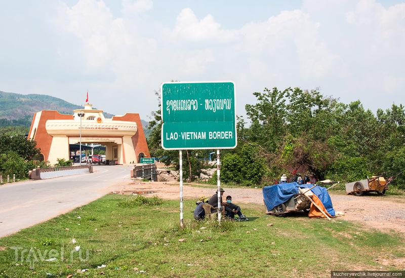 Пещера Конг Лор, Лаос / Фото из Лаоса
