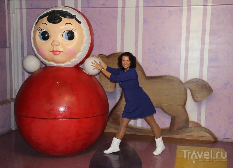 Москва: Музей Оптических Иллюзий / Россия