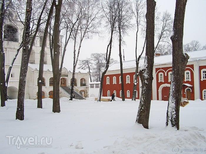 Кострома. Ипатьевский монастырь / Россия