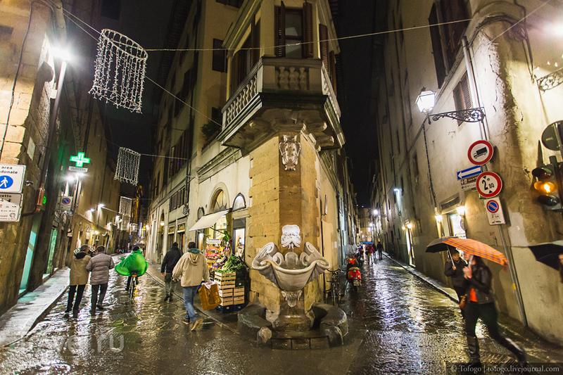 Невероятная Флоренция / Италия