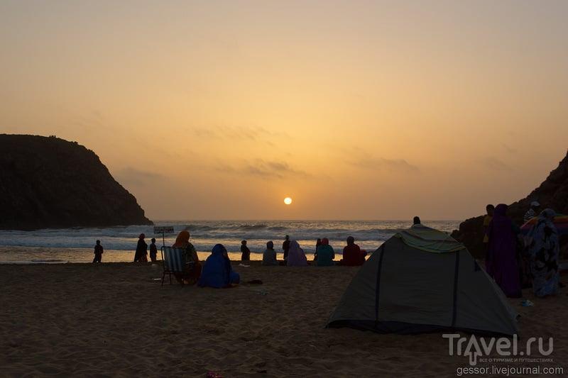 Три дня на берегу Атлантического океана / Марокко