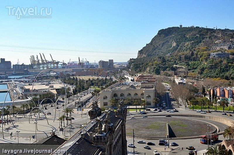 Как я был покорён Барселоной, глядя на неё свысока... / Испания
