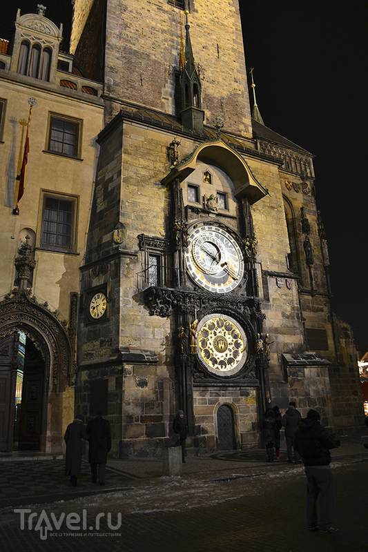Предрождественская Прага / Чехия