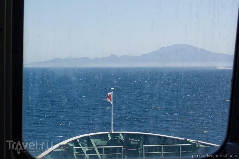 Как переплыть Гибралтар и попасть в Марокко / Марокко