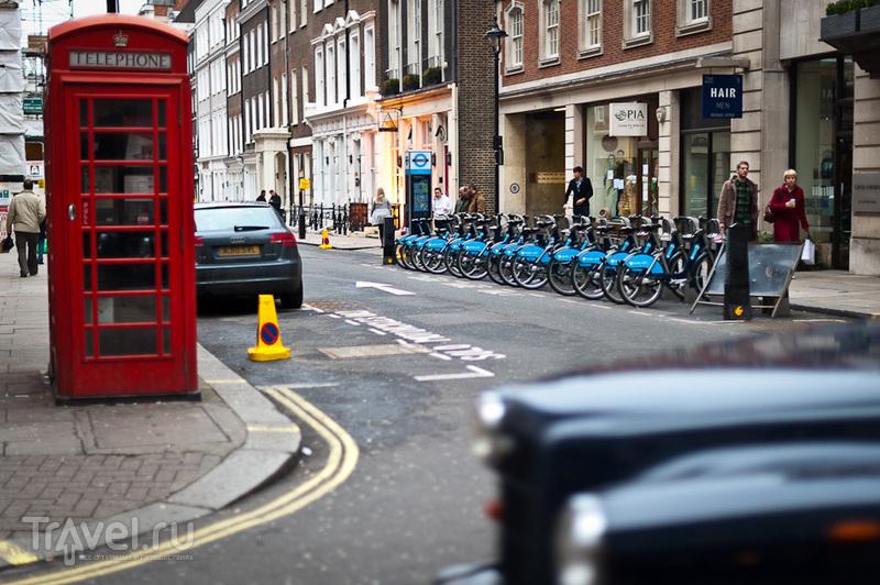 Лондон в канун Рождества / Великобритания