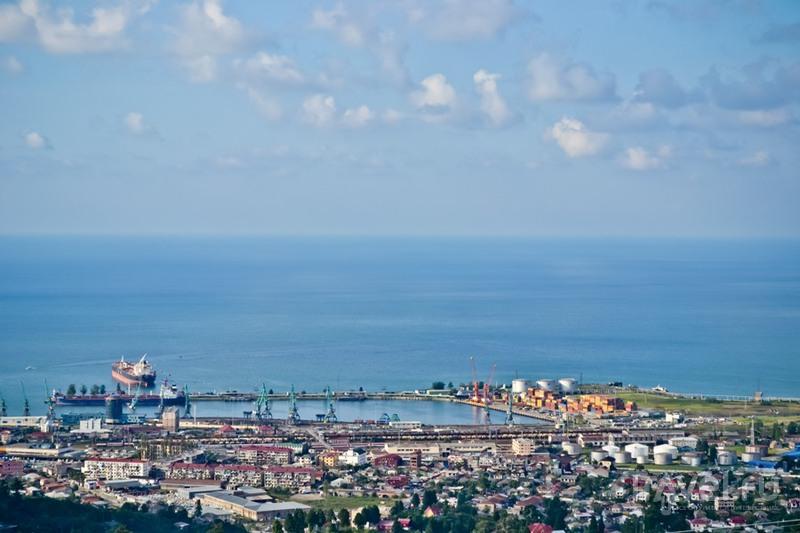 Батуми. С высоты / Фото из Грузии