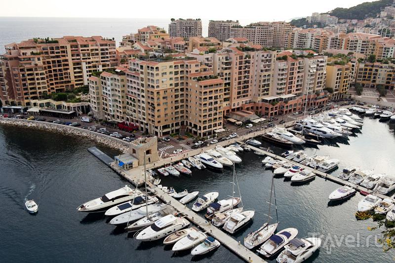 Правильный Монако - прогулка по старому городу / Фото из Монако