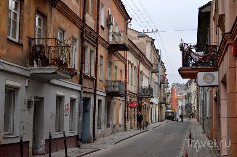 Вильнюсские дворики / Литва