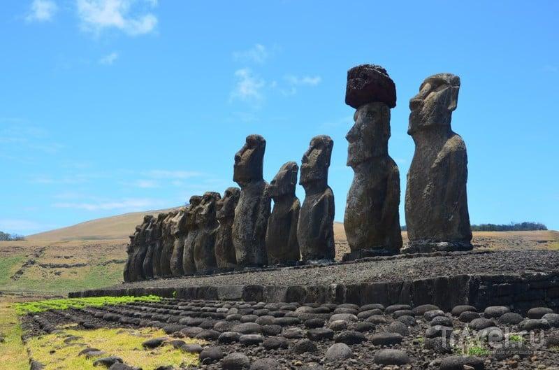 Остров Пасхи своими глазам / Чили