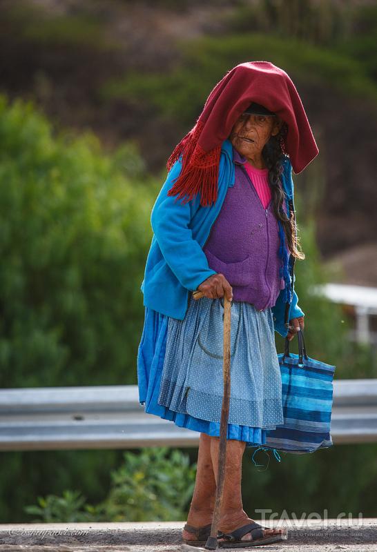 Эй, ты, там, на том берегу! Расскажи, чем ты дышишь и чем живешь... / Боливия
